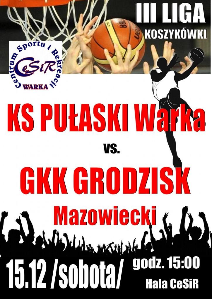 III Liga - z Grodzisk Mazowiecki
