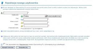 05 - Zdjecie geocaching - formularz rejestracyjny