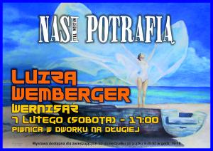 Plakat Wemberger - otwarcie