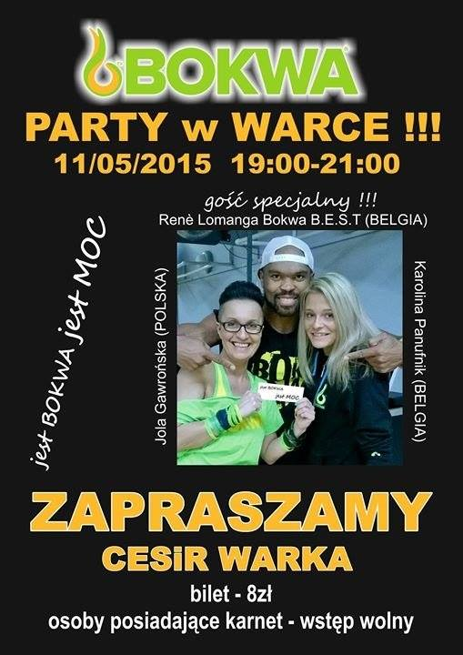 BOKWA PARTY