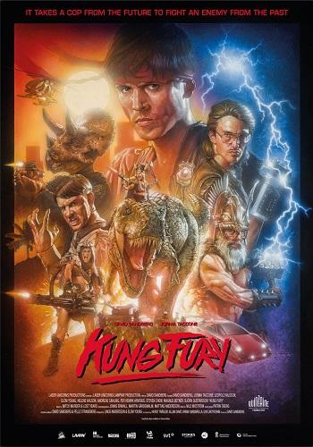 kungfury-plakat