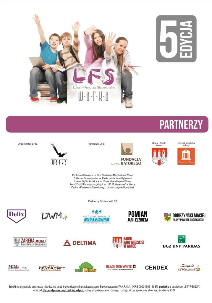 Partnerzy LFS 2015-2016 zm2