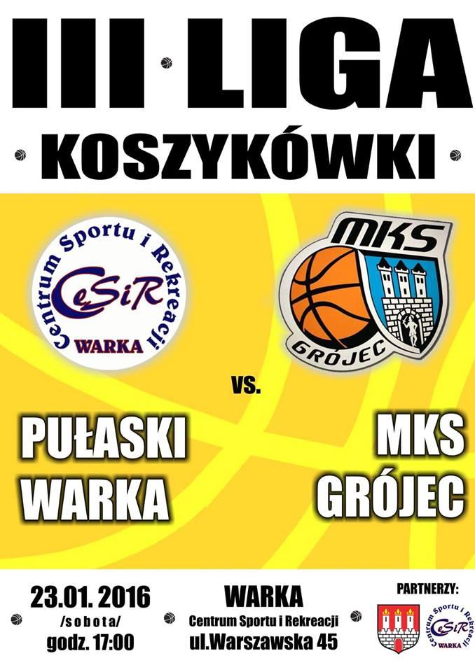 Koszykowka plakat