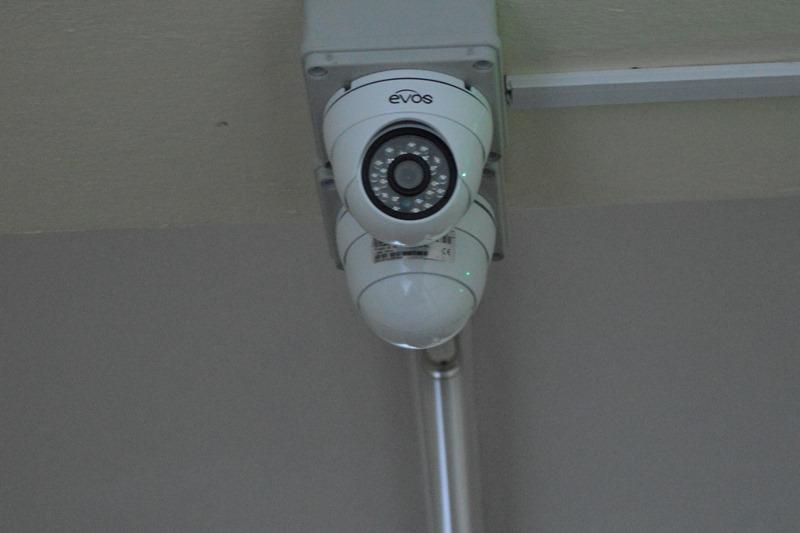 fot. 4. Monitoring na korytarzach - POZIOM zm