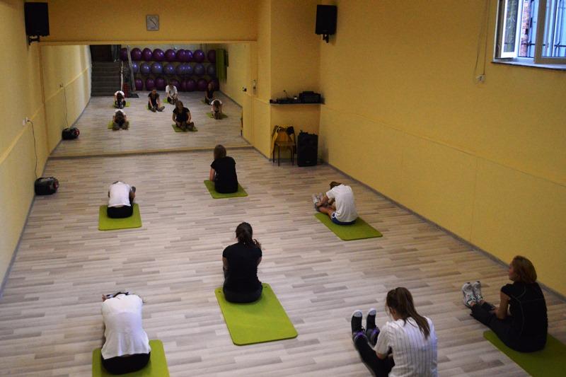 fot. 5. Nowa sala fitness - POZIOM zm