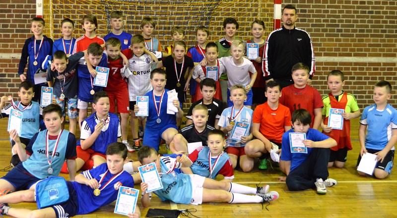 02 - Turniej Piłki Nożnej szk.podstawowe 3-6 - 02